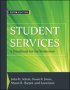 Student Services: A Handbook for the Profession, 5th Edition (0470454989) cover image