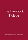The Five-Book Prelude (0631205489) cover image