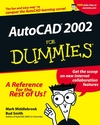 AutoCAD 2002 For Dummies (0764508989) cover image