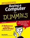 Buying a Computer For Dummies, 2005 Edition (0764579789) cover image