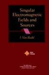 Singular Electromagnetic Fields and Sources (0780360389) cover image
