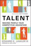 Talent: Making People Your Competitive Advantage (0787998389) cover image