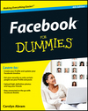 Facebook For Dummies, 4th Edition (1118178289) cover image