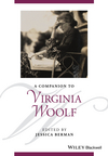 A Companion to Virginia Woolf (1118457889) cover image