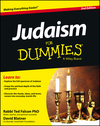 Judaism For Dummies, 2nd Edition (1118460189) cover image