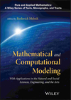 thumbnail image: Mathematical and Computational Modeling: With Applications...