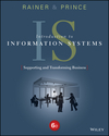 Introduction to Information Systems, 6th Edition (1119107989) cover image