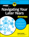 Navigating Your Later Years For Dummies (1119481589) cover image