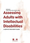 thumbnail image: Assessing Adults with Intellectual Disabilities A Service Providers Guide