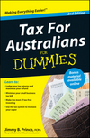 Tax For Australians For Dummies, 2nd Edition (1742468489) cover image