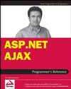 ASP.NET AJAX Programmer's Reference: with ASP.NET 2.0 or ASP.NET 3.5 (047010998X) cover image