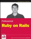 Professional Ruby on Rails (047022388X) cover image