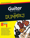 Guitar All-in-One For Dummies (047055018X) cover image