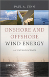 Onshore and Offshore Wind Energy: An Introduction (047097608X) cover image