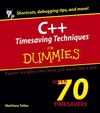 C++ Timesaving Techniques For Dummies (076459558X) cover image
