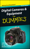 Digital Cameras and Equipment For Dummies, Pocket Edition (111803788X) cover image