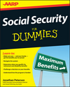 Social Security For Dummies (111824088X) cover image
