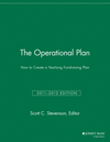 The Operational Plan: How to Plan Your Fundraising Year, 2011/2012 Edition (111869158X) cover image