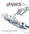 Physics, Volume One: Chapters 1-17, 10th Edition (111883688X) cover image