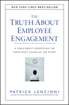 The Truth About Employee Engagement: A Fable About Addressing the Three Root Causes of Job Misery (111923798X) cover image