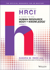 A Guide to the Human Resource Body of Knowledge (111937488X) cover image