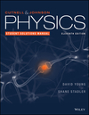Physics, 11e Student Solutions Manual (111947468X) cover image