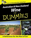 Australian and New Zealand Wine For Dummies (174031008X) cover image