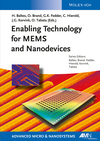 Enabling Technologies for MEMS and Nanodevices: Advanced Micro and Nanosystems (352733498X) cover image