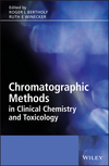 thumbnail image: Chromatographic Methods in Clinical Chemistry and Toxicology