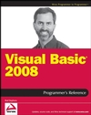 Visual Basic 2008 Programmer's Reference (0470281790) cover image