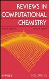 thumbnail image: Reviews in Computational Chemistry Volume 26
