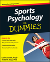 Sports Psychology For Dummies (0470676590) cover image