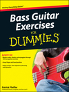 Bass Guitar Exercises For Dummies (0470934190) cover image