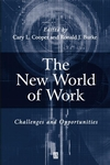 The New World of Work: Challenges and Opportunities (0631222790) cover image