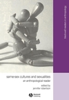 Same-Sex Cultures and Sexualities: An Anthropological Reader  (0631232990) cover image