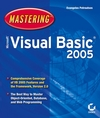 Mastering Microsoft® Visual Basic® 2005 (0782143490) cover image