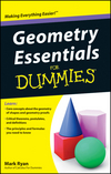 Geometry Essentials For Dummies (1118095790) cover image