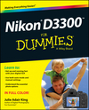 Nikon D3300 For Dummies (1118240790) cover image