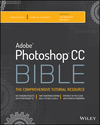 Photoshop CC Bible (1118643690) cover image