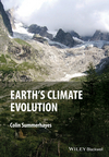 Earth's Climate Evolution (1118897390) cover image