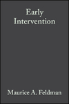 Early Intervention: The Essential Readings (1405111690) cover image