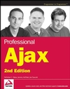 Professional Ajax, 2nd Edition (0470109491) cover image