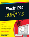Flash CS4 For Dummies (0470381191) cover image