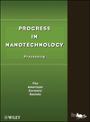 Progress in Nanotechnology: Processing (0470408391) cover image