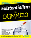 Existentialism For Dummies (0470436891) cover image