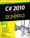 C# 2010 All-in-One For Dummies (0470635991) cover image