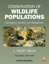 Conservation of Wildlife Populations: Demography, Genetics, and Management, 2nd Edition (0470671491) cover image