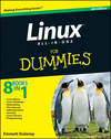 Linux All-in-One For Dummies, 4th Edition (0470917091) cover image