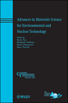 Advances in Materials Science for Environmental and Nuclear Technology: Ceramic Transactions, Volume 222 (0470927291) cover image