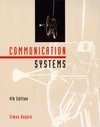 Communication Systems, 4th Edition (0471178691) cover image
